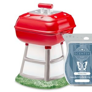 Thrill Of The Grill Scentsy Warmer